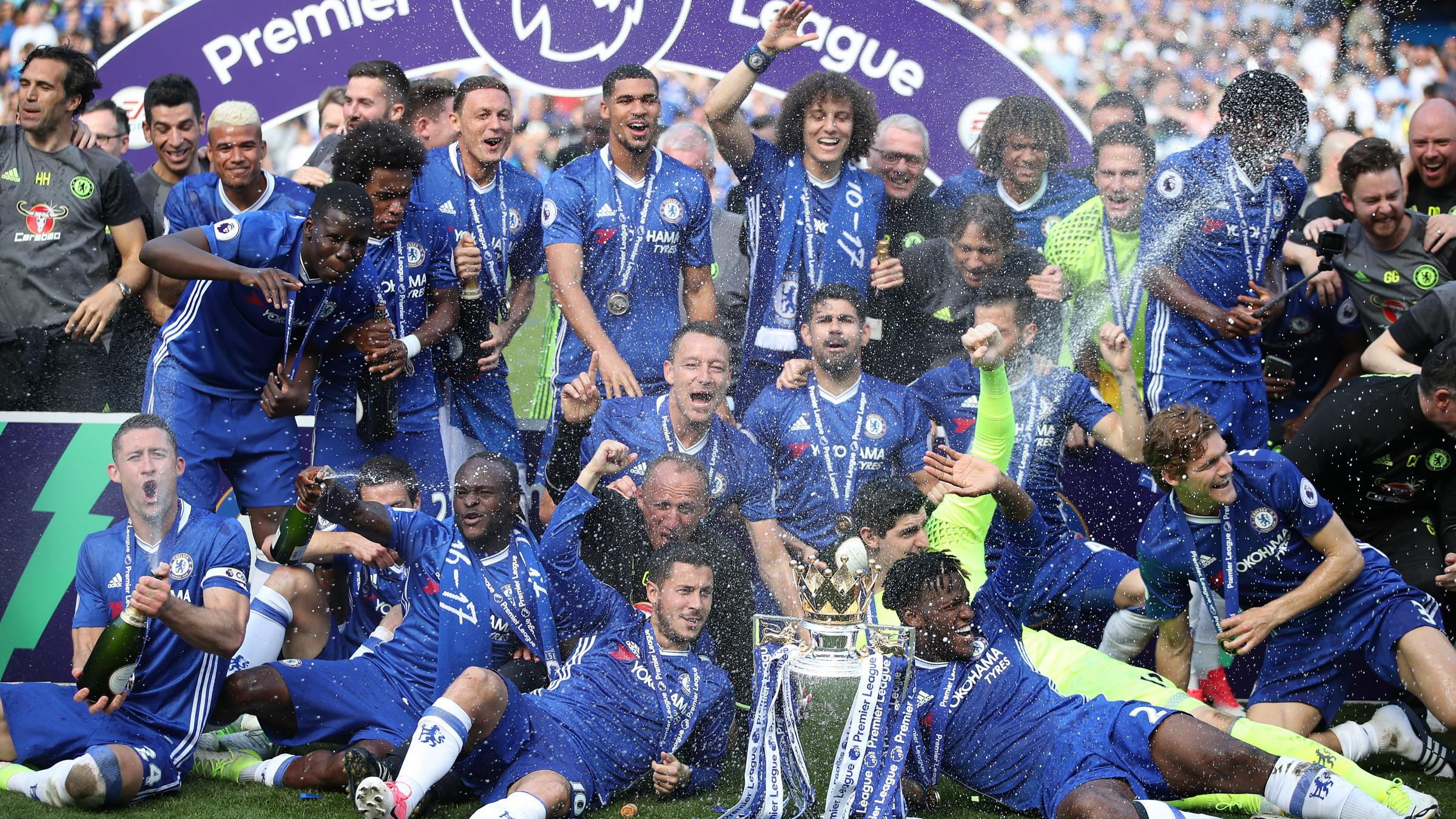 Chelsea host Burnley in EPL season opener